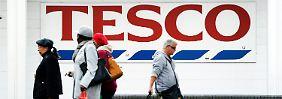 Aldi und Lidl im Nacken: Tesco macht riesigen Verlust