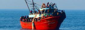 """Syrerin erzählt von ihrer Flucht: """"Ich würde mich wieder in ein Boot setzen"""""""