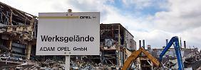GM zahlt für Werksschließungen: Russlandkrise macht Opel zu schaffen