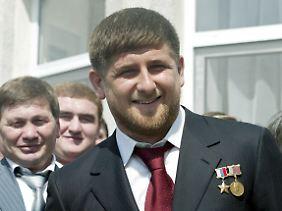 Kadyrow.