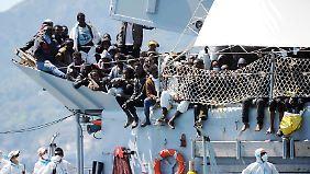 """Absage für """"australisches Modell"""": EU plant massiven Ausbau der Seenotrettung"""