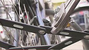 n-tv Ratgeber: Fahrradschlösser auf dem Prüfstand