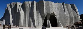 Steinzeit-Kunst nachgemalt: Nachgebaute Chauvet-Höhle öffnet