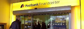 Deutsche Bank hofft auf Konkurrenten: Trennung von Postbank verzögert sich