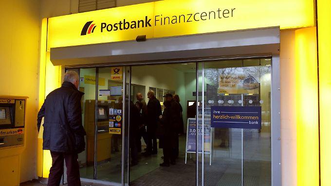 Die Ehe zwischen Deutscher und Post Bank hielt nur wenige Jahre.