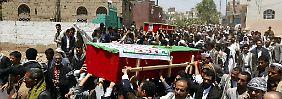 Kein Ende der Gewalt: 92 Menschen sterben bei Kämpfen im Jemen