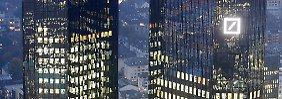 Einsparungen von 3,5 Milliarden: Deutsche Bank macht 200 Filialen dicht