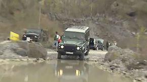 Das Ziel heißt Australien: Land Rover fordert 60 Kandidaten heraus