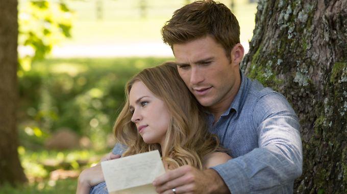 Ein schönes Paar in einem schönen Film.