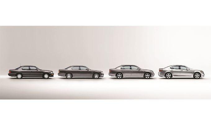 25 Jahre vertreibt Lexus seine Premiummodelle jetzt in Europa.