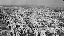 Europa im Frühling 1945. Weite Teile des Kontinents sind restlos zerstört, ...