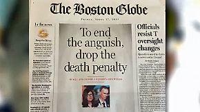 Prozess gegen Boston-Bomber: Betroffene sprechen sich gegen Todesstrafe aus
