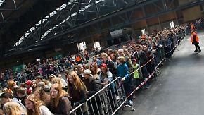 Videodays in Berlin: Fans stehen Schlange für Youtube-Stars