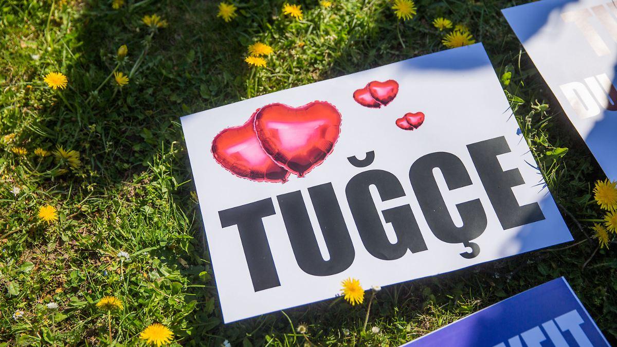 Tuğçes Freundin schildert Tathergang