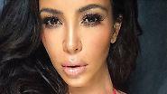 Selfie-Buch mit sexy Schnappschüssen: Kim Kardashian ist verdammt #SELFISH