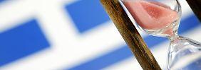 Berlin ist skeptisch: Zeitplan für Griechenland zu eng