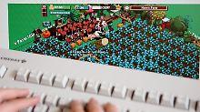 Mit «FarmVille» galt die Firma Zynga als die Zukunft des Spiele-Geschäfts. Doch neue Hits kamen nicht nach. Foto: Marc Müller/Archiv