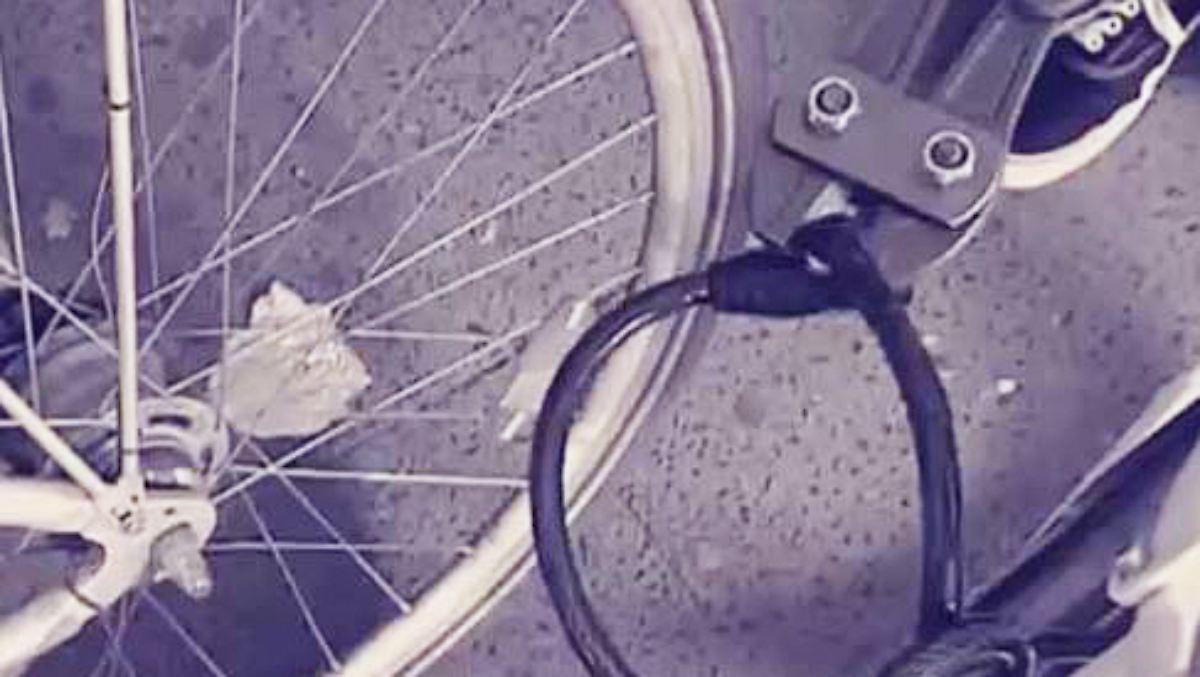 n tv ratgeber wie viel kostet ein gutes fahrradschloss. Black Bedroom Furniture Sets. Home Design Ideas