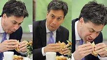 Schattenseiten der UK-Wahl: Sechs skurrile Wahlkampf-Momente