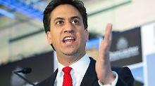 Rücktritt als Parteichef: Ed Miliband zieht Konsequenzen