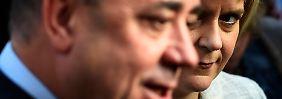 SNP will in London mitbestimmen: Zwei unbeugsame Schotten gegen Cameron