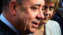 SNP will mitbestimmen: Zwei unbeugsame Schotten gegen Cameron