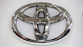 Weltmarktführer schwächelt: VW könnte Toyota an der Autospitze ablösen