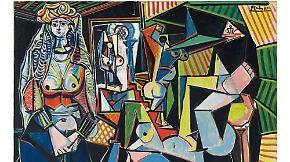 Rekordauktion bei Christie's: Picasso-Werk kostet 179 Millionen Dollar