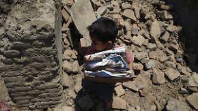 Schreckliches Déjà-vu in Nepal: Erneutes Erdbeben sorgt für Tote und Verletzte