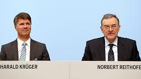 BMW-Hauptversammlung: Norbert Reithofer verabschiedet sich vom Vorstandsvorsitz