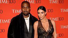 Eine Hochzeit reicht nicht: Kim und Kanye trauen sich noch einmal