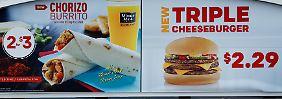 McDonald's sucht nach dem Kontrastprogramm.