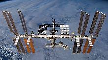Panne im All: ISS kann nicht angehoben werden