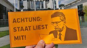 BND-Affäre belastet Merkel: Union reagiert gereizt auf Vorwürfe aus der SPD