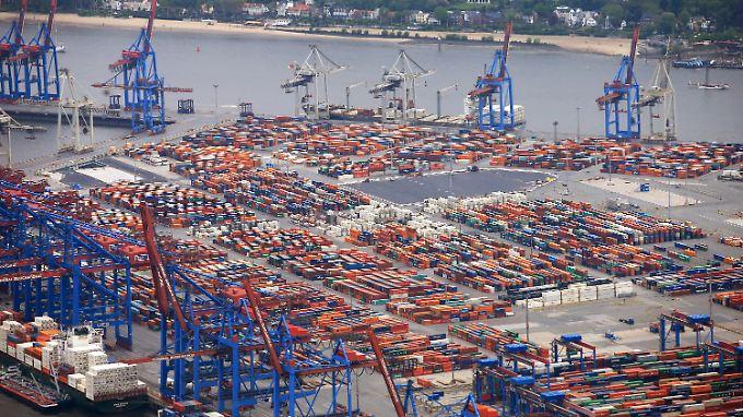 Welt-Handelsindex im April: Logistik-Nachfrage weist auf solides Wachstum hin
