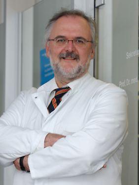 Burkhard Göke ist Direktor der Medizinischen Klinik II des Klinikums der Universität München.