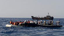 Die EU will gegen Schleuser vorgehen. Experten sind skeptisch, ob damit Flüchtlingskatastrophen verhindert werden.