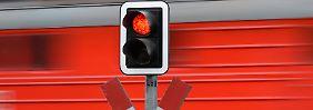 Lokführer, GDL, Bahn: Streik kommt alle Beteiligten teuer zu stehen