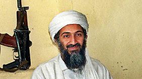 Gedanken des Al-Kaida-Chefs: US-Geheimdienst veröffentlicht Dokumente Bin Ladens