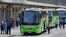 Den Fernbus sahen viele als eine Bahn-Alternative während des Streiks. Doch der ist nun vorbei.