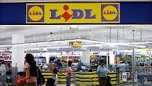 Lidl ist international sehr erfolgreich.