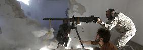 Zwischen Damaskus und Bagdad: IS-Kämpfer kontrollieren die Grenze