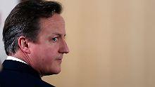 Durch Wahlsieg gestärkt: Cameron will die EU umkrempeln