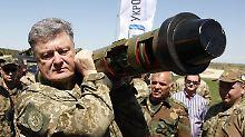 Korruption, Krieg, Wirtschaftskrise: Poroschenko erfüllt Versprechen nicht