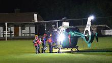 In leichten Schuhen zum Watzmann: Hubschrauber retten Indonesier in den Alpen