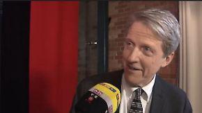 """Robert Shiller im n-tv Interview: """"Momentan sage ich keine Krise voraus"""""""