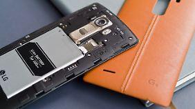 Das LG G4 kostet nicht mal ein Jahr nach seiner Premiere fast nur noch die Hälfte.