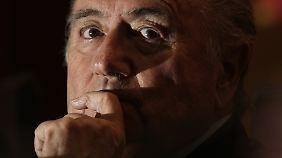 """Boss der Fifa-""""Familie"""": Machtmensch Joseph Blatter"""
