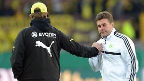 Hawk-Eye-Premiere im Pokalfinale: Borussia Dortmund und VfL Wolfsburg kämpfen um den Titel