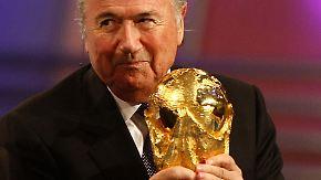 Verlustgeschäft für Gastgeber: Der wahre Gewinner der Fußball-WMs ist die Fifa